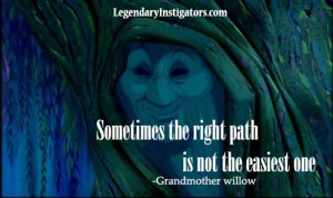 Pocahontas Quotes Grandmother Willow