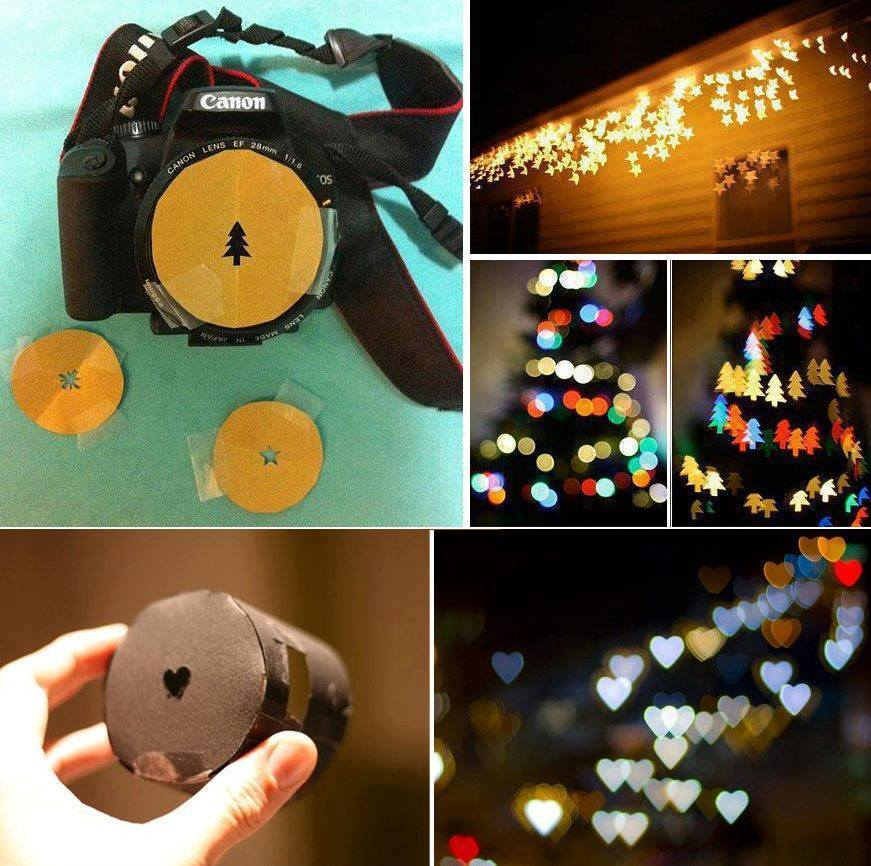 Make Your Photographs Legendary with DIY Bokeh Lens!