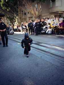Batkid Saves the City